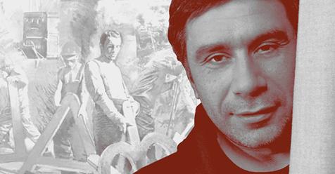 Arsen Savadov: Voice of love and sorrow // Amnesia
