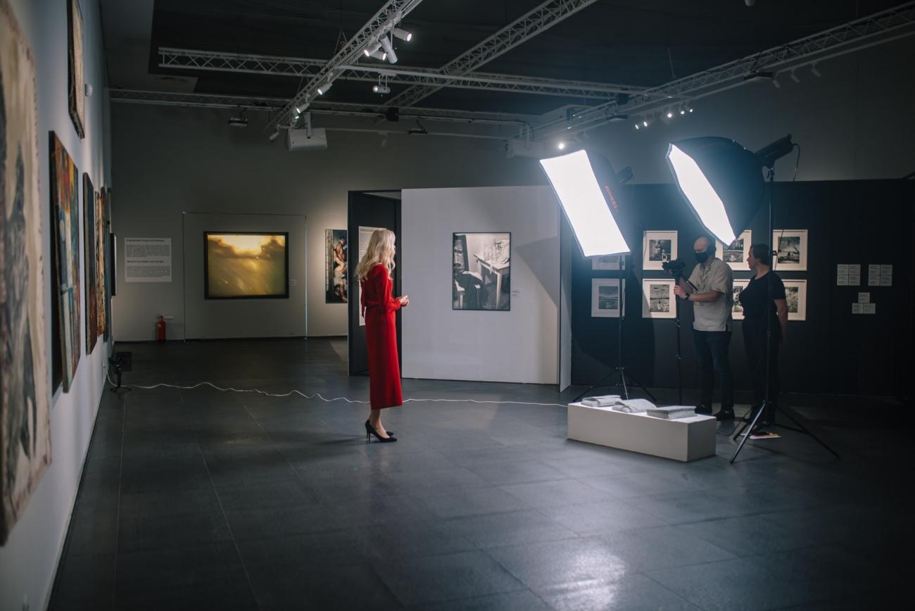 Практика соціальної взаємодії: про виставку «Відкрита можливість» у Центрі сучасного мистецтва М17 – Your Art