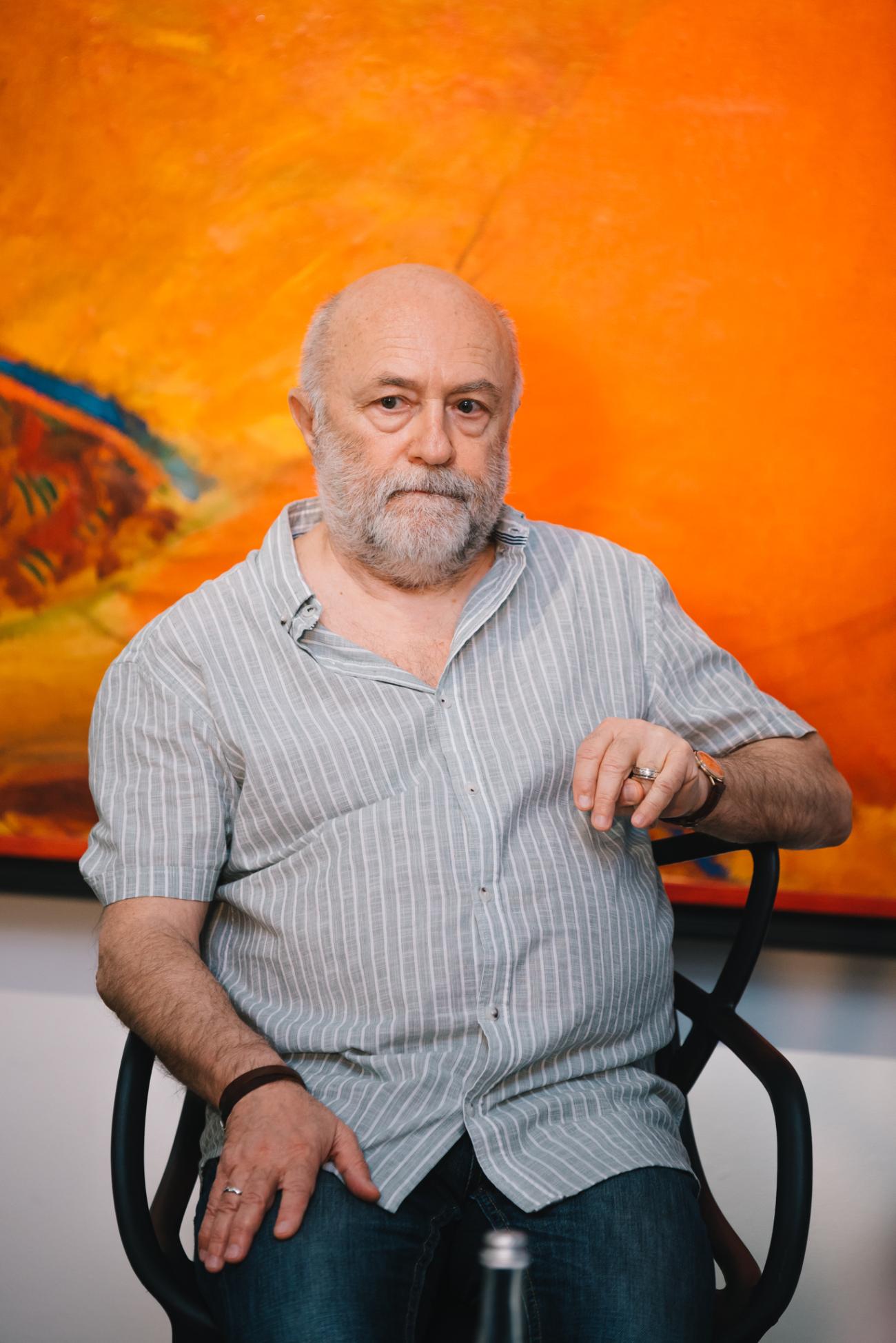 Куратор Олександр Соловйов – The Kyiv Review