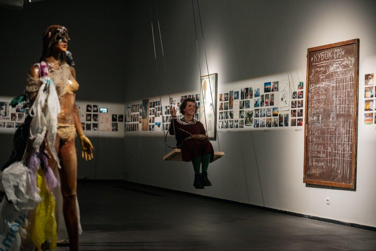 Оживити індустріального гіганта: масштабна виставка Центру сучасного мистецтва М17 – СТБ